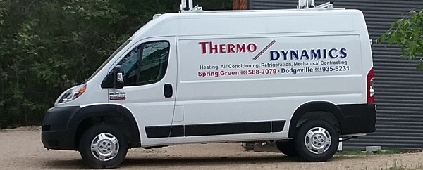 ThermoDynamics-Van